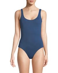 Solé East - Kelly One-piece Scoopback Swimsuit - Lyst