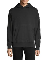 Ovadia And Sons - Star Cotton Hoodie - Lyst