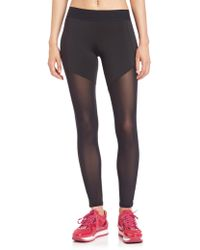 Heroine Sport - Tech Jersey Racing Leggings - Lyst