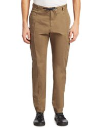 Madison Supply - Panelled Cargo Trousers - Lyst