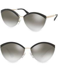 Prada - Two Tone Sunglasses - Lyst