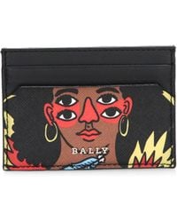 Bally - X Swizz Beatz Card Case - Lyst