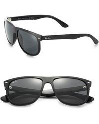 Ray-Ban - 56mm Rectangle Sunglasses - Lyst