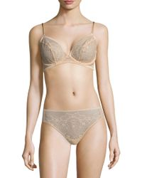Wacoal - Take The Plunge Underwire Bra - Lyst