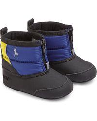 Ralph Lauren - Baby's Zip-front Snow Boots - Lyst