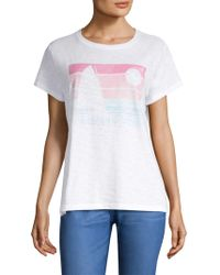 Vineyard Vines - Relaxed-fit Sailboat Graphic Tee - Lyst