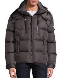 Sam. | Quilted Goose Down Jacket | Lyst