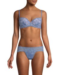 Addiction Nouvelle Lingerie - Sweethearts Padded Bra - Lyst