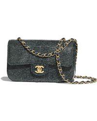 Chanel - Mini Flap Bag - Lyst
