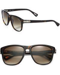 Lanvin - Oversized Square Sunglasses - Lyst
