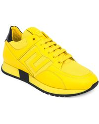 Versace - Grecca Low-top Trainers - Lyst