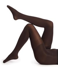 Spanx - Reversible Shaping Tights - Lyst