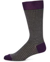 Saks Fifth Avenue | Multi-toned Socks | Lyst