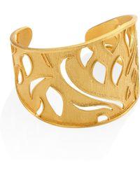 Stephanie Kantis - Heraldry Royal Cuff Bracelet - Lyst