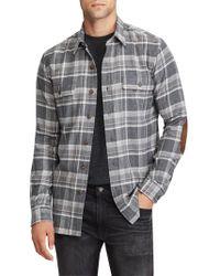 Polo Ralph Lauren - Standard-fit Flannel Cotton Workshirt - Lyst