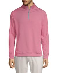 Peter Millar - Perth Half-zip Jumper - Lyst