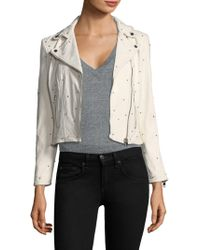 Lamarque - Piper Leather Jacket - Lyst