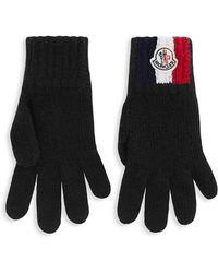 Moncler Kid's Canberra Knit Gloves
