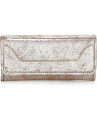 Frye - Melissa Leather Wallet - Lyst