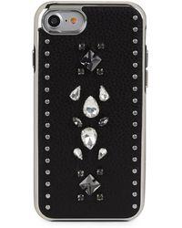 Rebecca Minkoff - Inlay Gem Iphone 7 Case - Lyst
