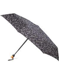 Saks Fifth Avenue - Mini Dna Auto Umbrella - Lyst
