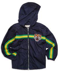 4f89f9e07db Gucci Little Boy s   Boy s Blazer Jacket - Urban Blue - Size 8 in ...
