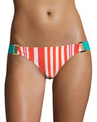 OndadeMar - Calypso Low-rise Bikini Bottom - Lyst