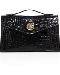 Ethan K - K22 Crocodile Top-handle Bag - Lyst