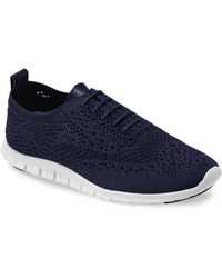 Cole Haan - Zerogrand Stitchlite Oxford Trainers - Lyst