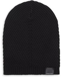 Canada Goose - Wool Contour Ribbed Tuque - Lyst