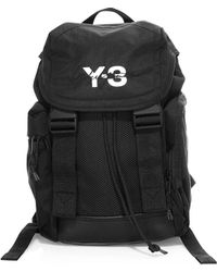 c113d16978 Y-3 - Xs Mobility Logo Print Backpack - Lyst