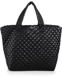 MZ Wallace - Metro Large Quilted Nylon Tote - Lyst