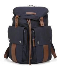 Brunello Cucinelli - Strap Backpack - Lyst