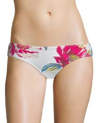 6 Shore Road By Pooja - Flora Bikini Bottom - Lyst