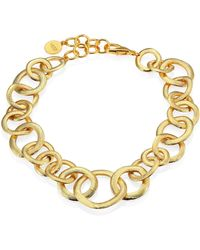 Nest - Short Chain Necklace - Lyst