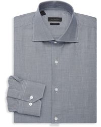 Saks Fifth Avenue - Collection Printed Dress Shirt - Lyst