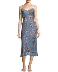 Jonquil - Paisley Sheath Dress - Lyst