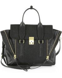 3.1 Phillip Lim - Pashli Mini Leather Shoulder Bag - Lyst