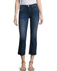 Mcguire - Gainsbourg Cropped Jeans - Lyst