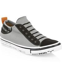 DIESEL - Imagine Low-top Sneaker - Lyst