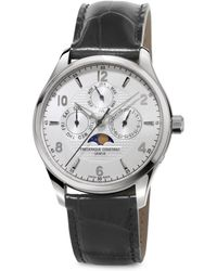 Frederique Constant - Runabout Automatic-self-wind 5atm Stainless Steel Watch - Lyst
