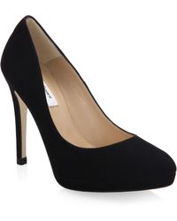 L.K.Bennett - New Sledge Platform Court Shoes - Lyst