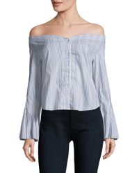 Free People - March To The Beat Top - Lyst