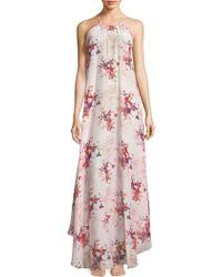 Sinesia Karol - Lia Floral Maxi Dress - Lyst