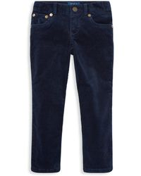 Ralph Lauren - Little Girl's & Girl's Stretch Corduroy Pants - Lyst