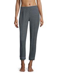 Skin - Cropped Pajama Pants - Lyst