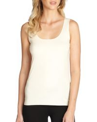 Wolford - Pure Tank Top - Lyst