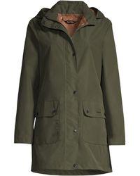 Barbour - Women's Weather Comfort Inclement Jacket - Olive - Lyst