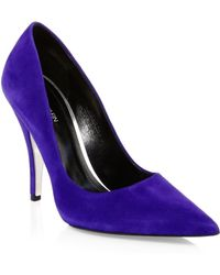 CALVIN KLEIN 205W39NYC - Rosaine Point Toe Court Shoes - Lyst