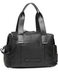 Storksak - Kym Leather Diaper Bag - Lyst